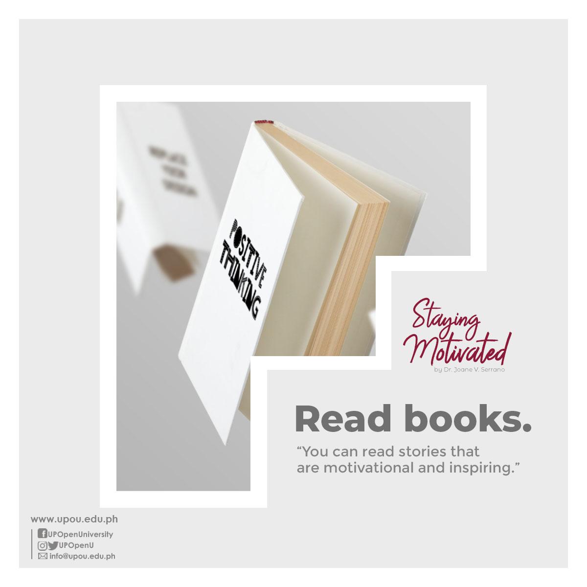 4-Read books