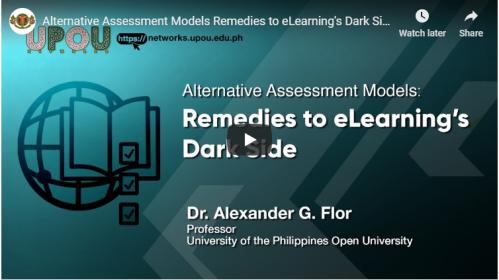 Alternative Assessment Models