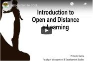 Intro to ODeL